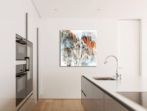 CLIFF SERIES   #1006, Abstract Art Print, Artist Signed, Contemporary, Modern Wall Art, Giclee Fine Art Print, Minimalistic,  8x8 - 36x36