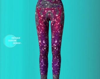 YOGA LEGGINGS, PANTS, Women's Designer Fashion Leggings, Yoga Pants, Yoga Leggings, Fashion, Winter Leggings,  Pants, Art Leggings, Art Pant