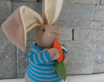 Peter Rabbit - cartamodello - Pattern