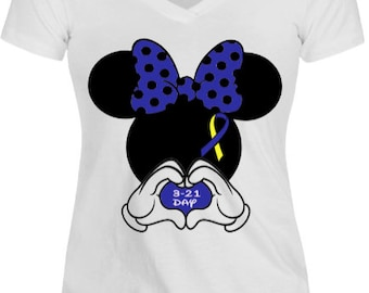 Down Syndrome Awareness Day Shirts