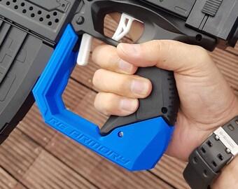 Handleguard - Gripend for Nerf Stryfe - 3D printed
