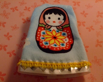 Blythe / DAL Dress - Sally The Russian Doll - CLEARANCE ITEM