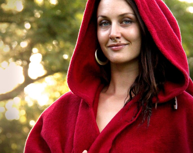 Featured listing image: Hooded Cape - Choose your colour