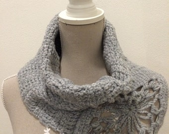 Wool neck warmer warm wool