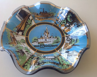 Walt Disney World Magic Kingdom Dish