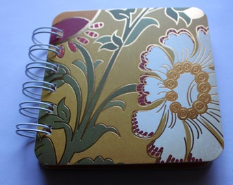 Yellow / Green / Gold - Post It Note Holder Planner