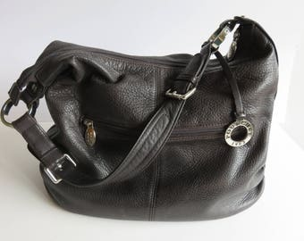 Very Nice Bags Bag - Brand POURCHET - Brown Leather