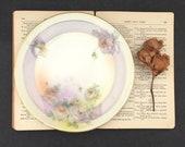 Antique Porcelain Plate 6...