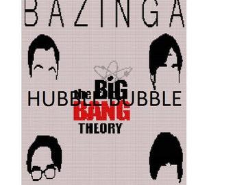 big bang theory blanket