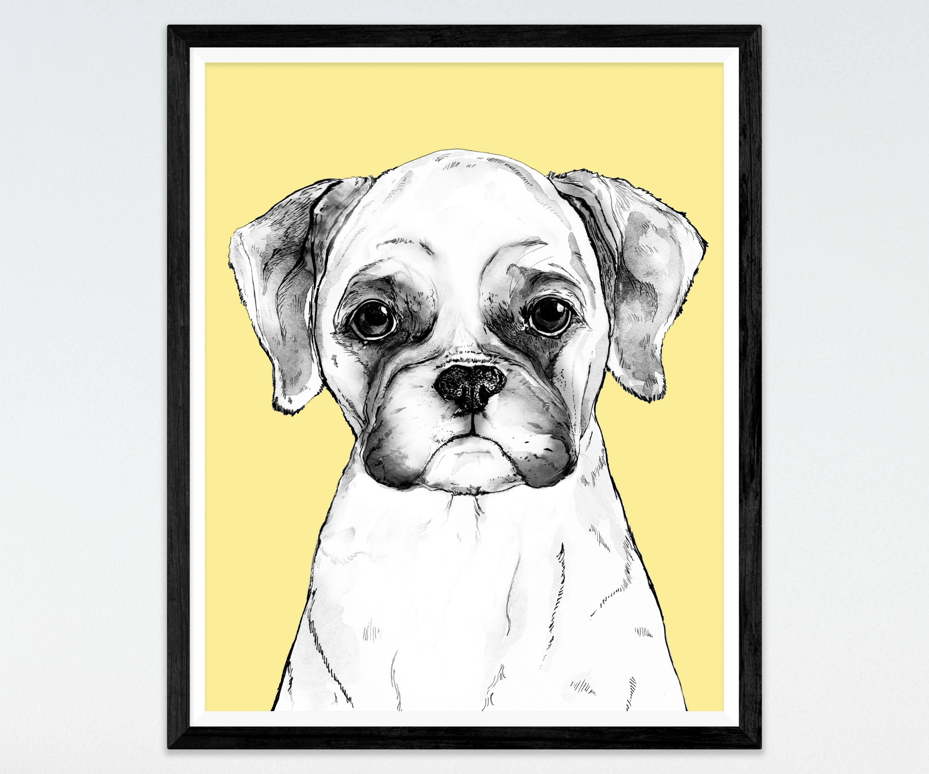 Beautiful Puppy Wall Decor Photos - The Wall Art Decorations ...