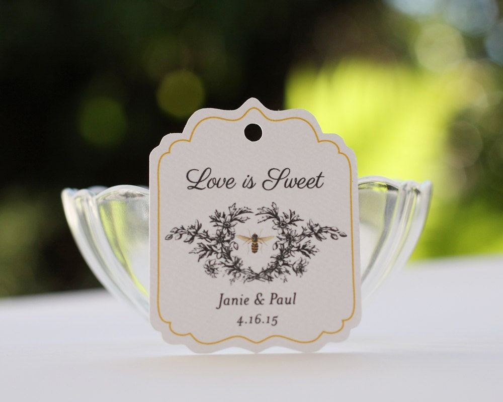 Honey For Wedding Favors Wedding Decor Ideas