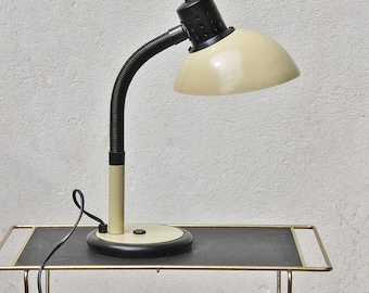 light beige metal office foot articulated black plastic / Holy10lighting