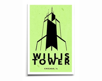 The Willis (Sears) Tower - Chicago, IL