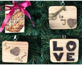 Love Ornaments (2)