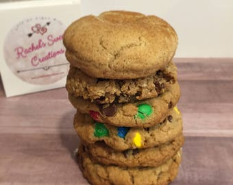 We have a wide variety of DELICIOUS cookies!