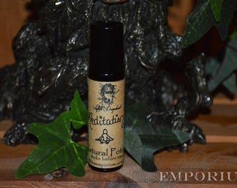 Meditation perfume potion