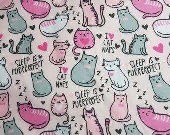 Cat naps book sleeve