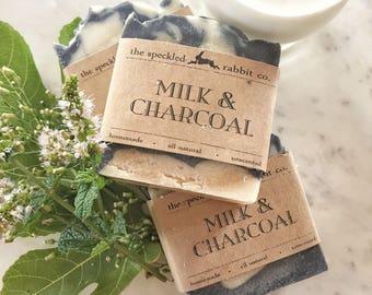 Milk & Charcoal