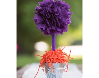GRADUATION CENTERPIECE / Graduation party decorations / Graduation party centerpiece / Graduation centerpiece / Sweet 16 centerpiece