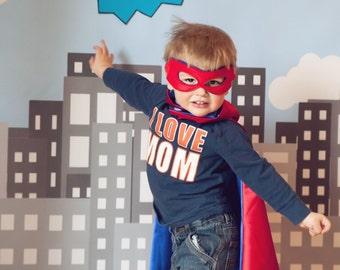 Superhero Party Cape - Blank Super Hero Cape - Birthday Cape - Superhero Costume - Costume Cape - Super Hero Cape - Photo Shoot