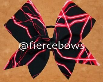Red Lightning Bow