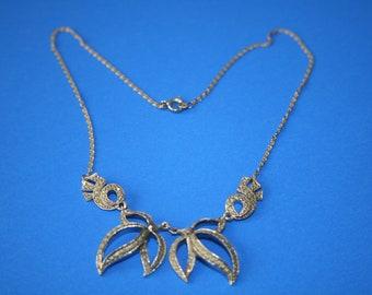 Art Deco Marcasite Necklace