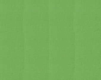 Closeout Sale Bella Solid  Kelly Green by Moda, nice bright green, perfect for quilts and crafts, cotton fabric