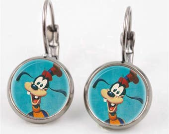 Vintage Goofy earrings or ring