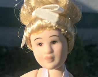 "SALE! 6"" Porcelain Doll"