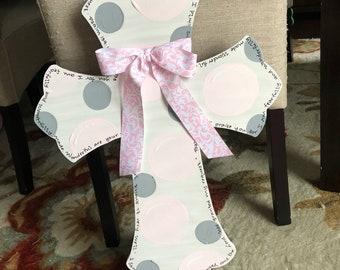 Inventory SALE baby girl cross