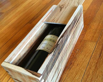 Rustic Wine Box