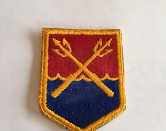 Vintage WWII Army Patch Eastern Defense Command