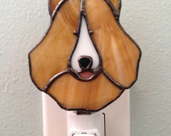 Stained Glass Border Collie, Sheltie, Collie or Australian Shepherd