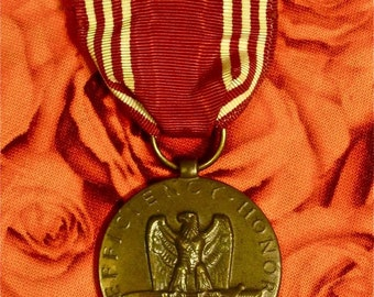 Vintage Medal for Good Conduct