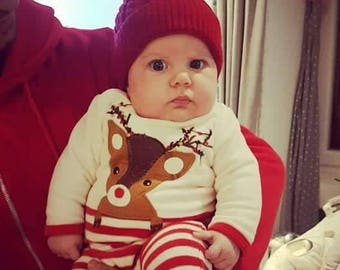 Baby Pom Pom Hat
