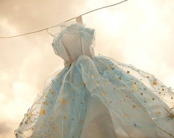 Digital Download Princess Laundry Day photo Printable Art Cinderella dress girls room pastel photograph princess wall art