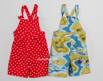 Jody Baby Overalls PDF Sewing Pattern (#193)