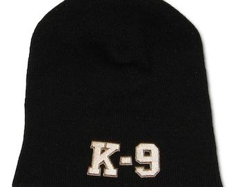 K-9 Embroidered Beanie SKU: KNCP002