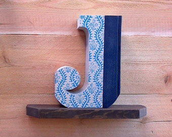 Cut book letters etsy ready made letters cut letter books initial books letter books readers digest books shower gifts home decor spiritdancerdesigns Gallery