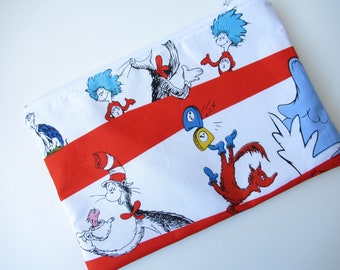 Dr. Seuss Print Storage Pouch