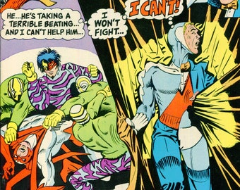 DC Comics Hawk and Dove (1968 1st Series) #1 Silver Age Classic Steve Ditko Cover FN/VF