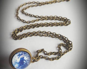 Earth inspired necklace