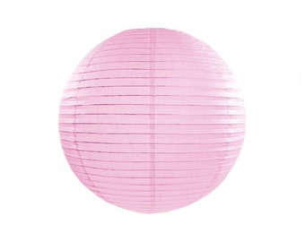 10 inch/25cm Light Pink Lantern for Weddings, Engagements, Parties, Celebrations etc