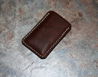 iPod Nano 7th Generation Leather Case, iPod Nano Sleeve Oil Tanned Leather, iPod Nano Case, Brown Leather iPod Nano Case, Apple iPod 7th Gen