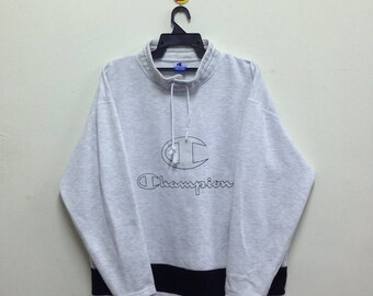Vintage CHAMPION Sweatshirt Big Logo