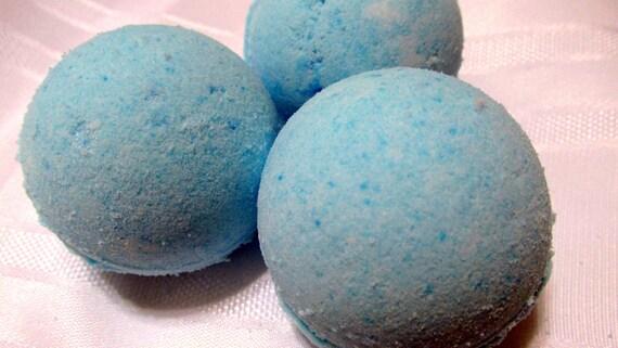 Patchouli Bath Bomb Fizzy