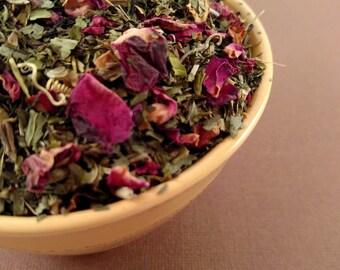 Quiet Mind Herbal Tea Blend