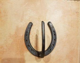 Horseshoe Coat Hook