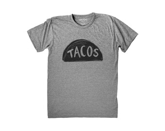 TACO T-shirt cinco de mayo shirt Father's day gift for guys dad gifts for him men boyfriend foodie tri blend funny papa daddy graphic tee
