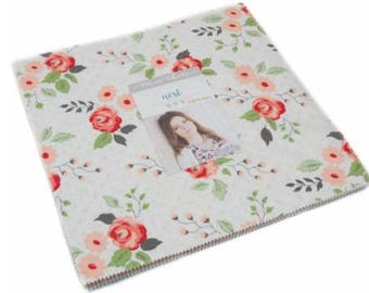 Nest Layer Cake by Lella Boutique for Moda Fabrics